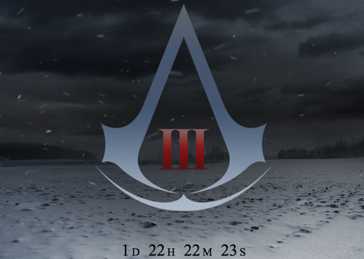Why I'm going to cry like a little girl when Assassin's Creed III comes out