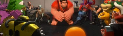 Wreck-It Ralph is No Toy Story...