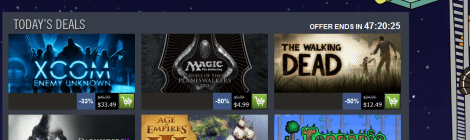 Steam's Annual Sales Do Weird Things To Me and I Have the Backlog to Prove It