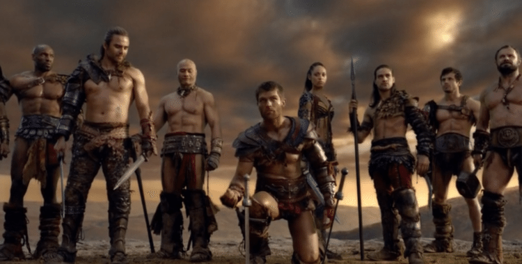 spartacus the dead and the dying recap � nerdophiles