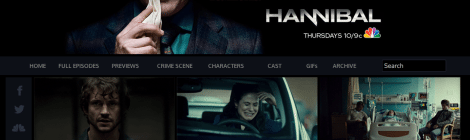 NBC's Hannibal Has the Best Tumblr Manager Ever