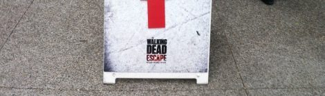 SDCC 2013: I Did (NOT) Survive The Walking Dead Escape!
