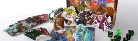 A Stranger in a Game Land: King of Tokyo