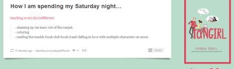 Meet Tumblr's Reblog Book Club