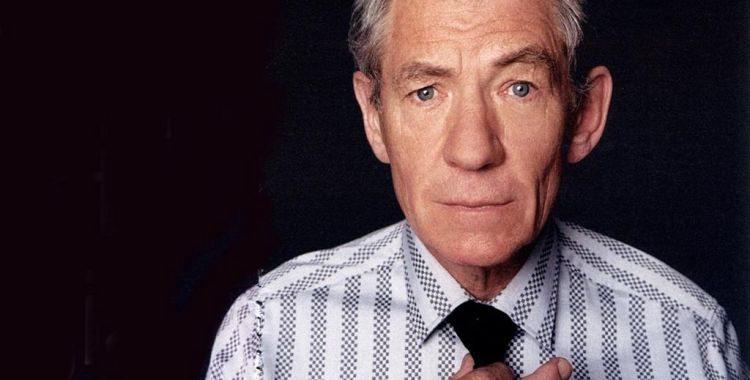 Ian McKellen Cast as Sherlock Holmes in A Slight Trick of the Mind