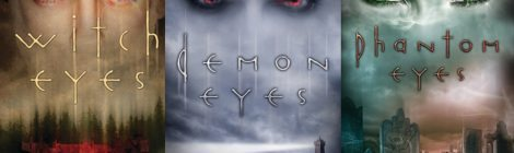 Keep An Eye Out for Scott Tracey's Upcoming Phantom Eyes