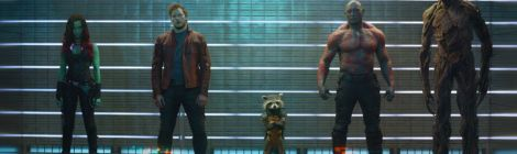 The Guardians of the Galaxy Arrive with the Film's First Trailer