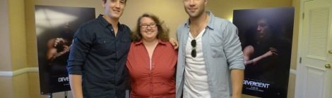 Hanging Out with Miles Teller and Jai Courtney