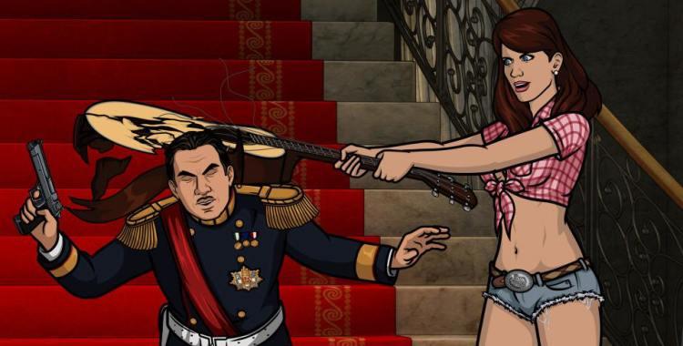 Archer Vice: Palace Intrigue Recap