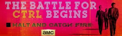 You should be watching AMC's Halt and Catch Fire