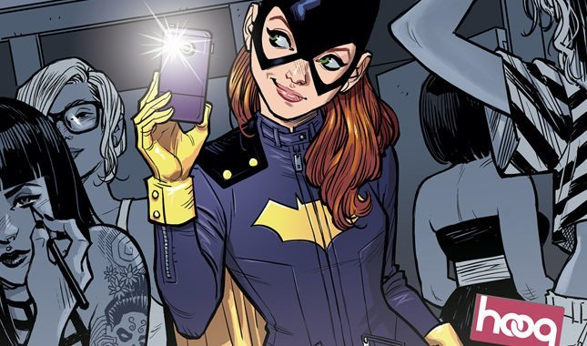 Batgirl #35: Welcome to Burnside!