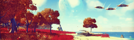 Excitement for No Man's Sky
