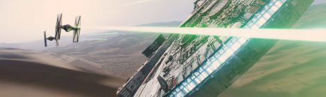 The Star Wars: The Force Awakens Trailer Gives Us Our First Look at the New Trilogy