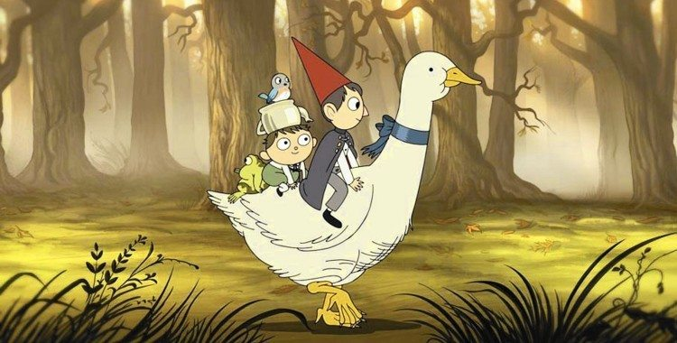 7 Reasons Why You Need To Watch 39 Over The Garden Wall 39 Nerdophiles