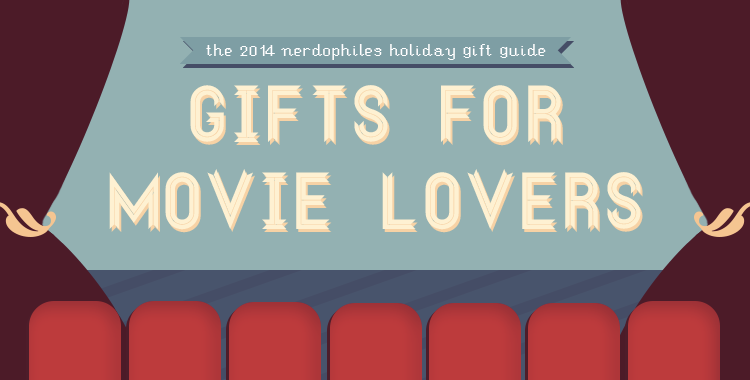 11 Amazing Gifts for Movie Lovers  Time Out New York