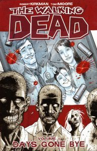 walking dead cover