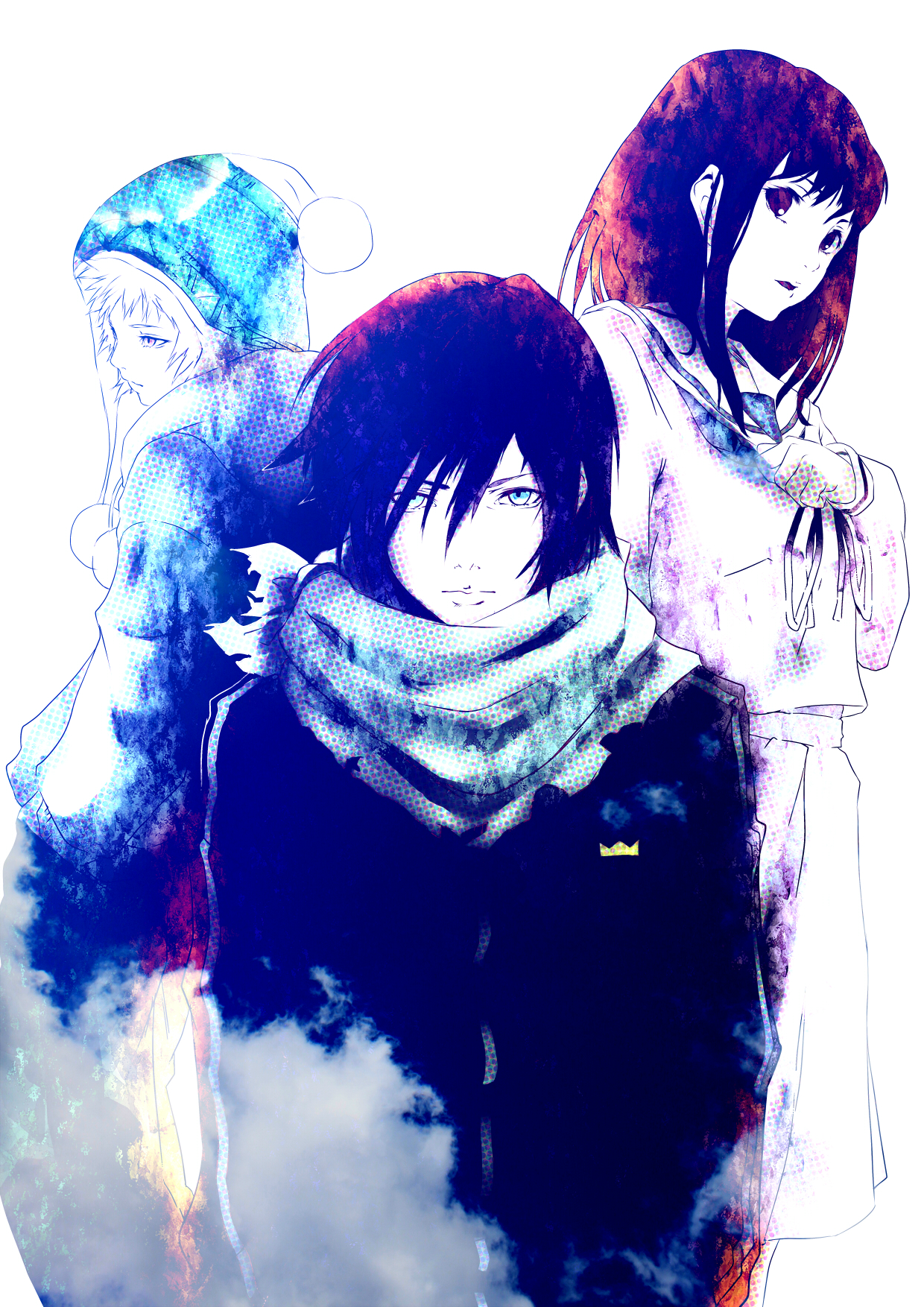 imagen noragami wallpaper by - photo #47