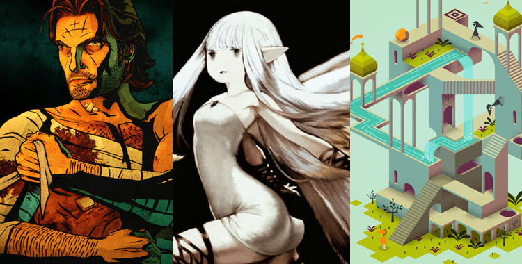 Nerdophiles Picks: Favorite Video Games of 2014