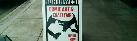 NW Comic Fest Saves the Day with a Mini-Convention