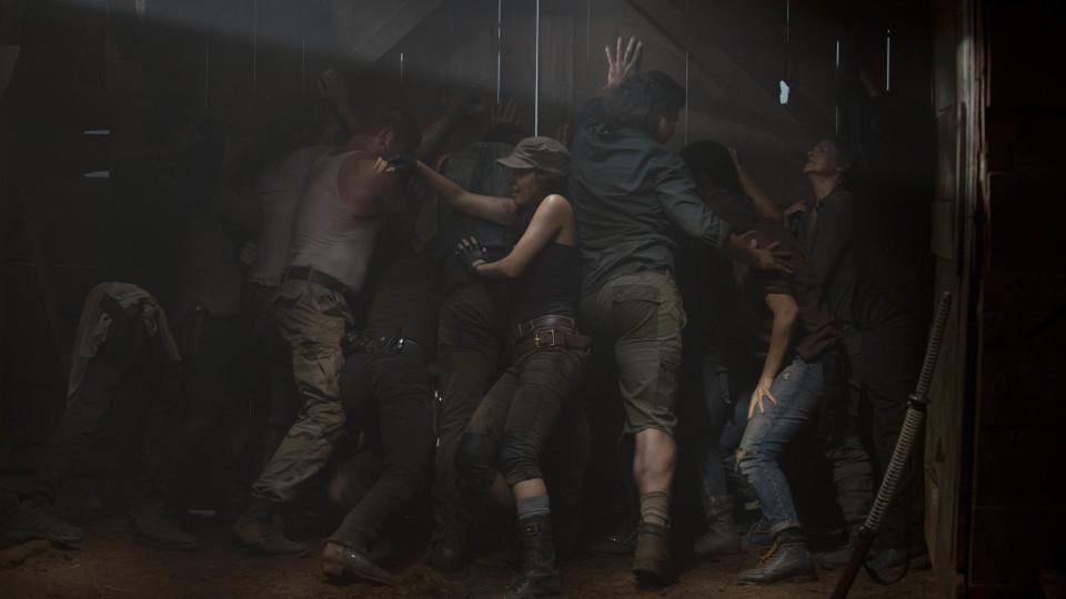 The Walking Dead Them Recap Nerdophiles