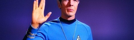 Spock Actor Leonard Nimoy Dies at 83