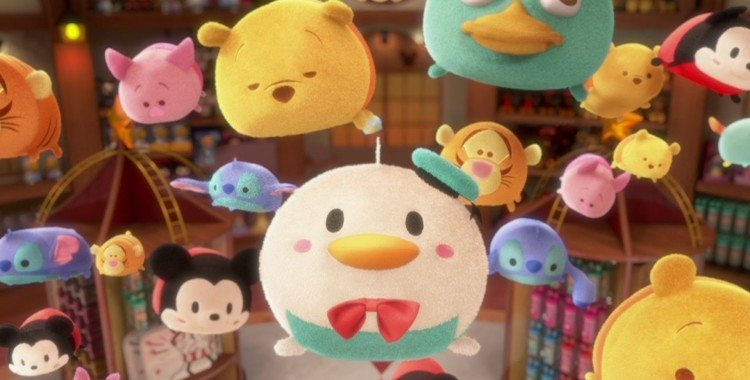 How to Outrank Your Friends in Disney's Tsum Tsum