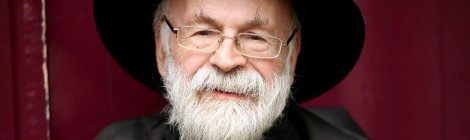 Today we lost an amazing writer: Rest well, Sir Terry Pratchett