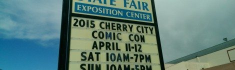Cherry City Comic Con: The Little Con that Could Does it Again