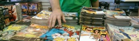 Tony's Kingdom of Comics brought the fun for Free Comic Book Day