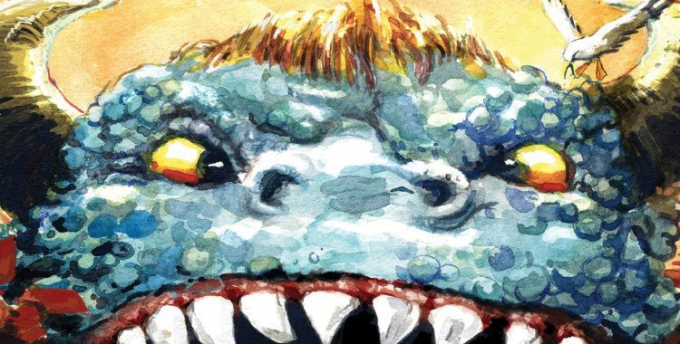 "Monsters and Adventure Abound in ""Darkmouth: The Legends Begin"""