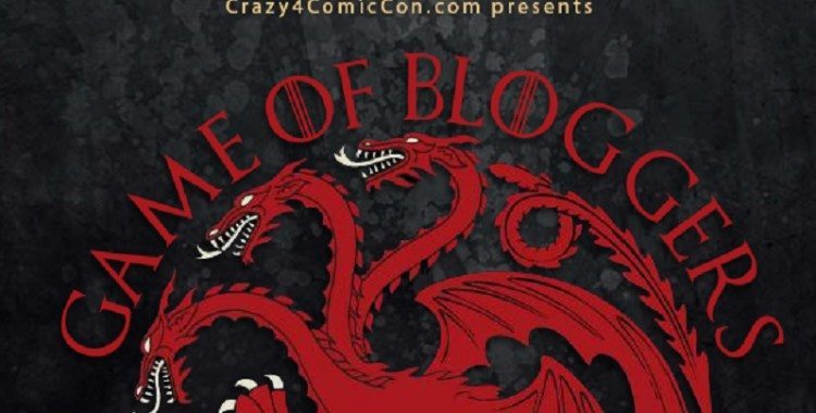 Game of Bloggers Meet-Up at SDCC 2015