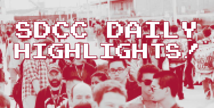 SDCC 2015 Highlights: Wednesday & Thursday