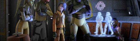 Star Wars Rebels: Season One is Here to Tide You Over Until The Force Awakens!