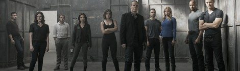 Nerdophiles Catch Up With... Marvel's Agents of S.H.I.E.L.D.