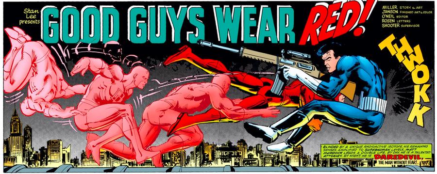 Vigilantism The Marvel Way 30 Years Of Daredevil Versus