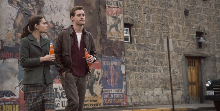 """Amazon's """"The Man in the High Castle"""" At NYCC 2015"""
