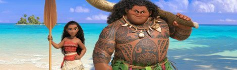 "Disney's ""Moana"" Finds Her Voice"