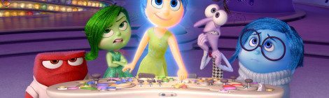 """Experience """"Inside Out"""" All Over Again on Blu-Ray and Explore Hours of Amazing Special Features!"""