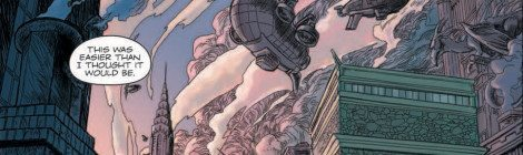 'Gutter Magic #1' Introduces a Fascinating New Urban Fantasy Tale