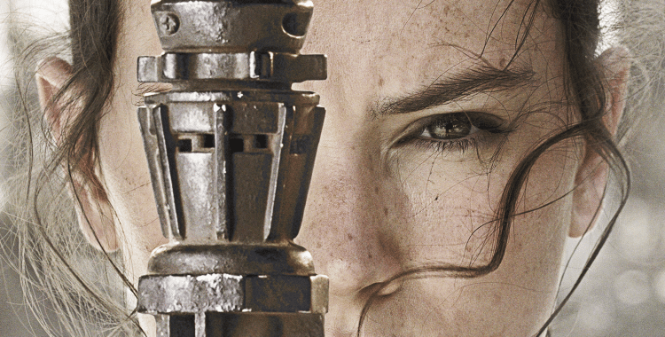 Star Wars 'The Force Awakens': Rey is the hero we need
