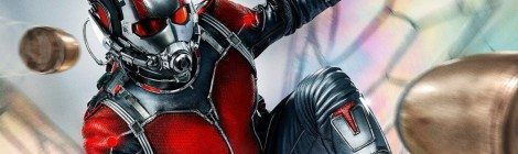 Review: Ant-Man Comes to Blu-Ray With Some Excellent Special Features