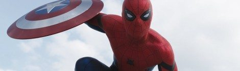"""Spider-Man does whatever a spider can in new """"Captain America: Civil War"""" trailer"""