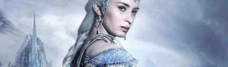 """It's Fairytale Fodder, But """"The Huntsman: Winter's War"""" is Melodramatically Enjoyable"""