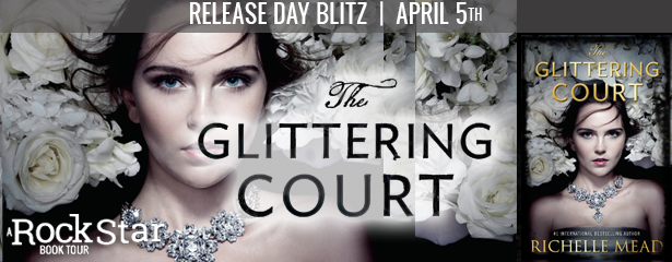 Rockstar Book Tours: The Glittering Court Release Day Raffle