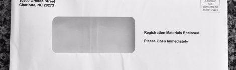 """The """"Non-Descript"""" Envelope, Don't Toss Your SDCC Badge!"""