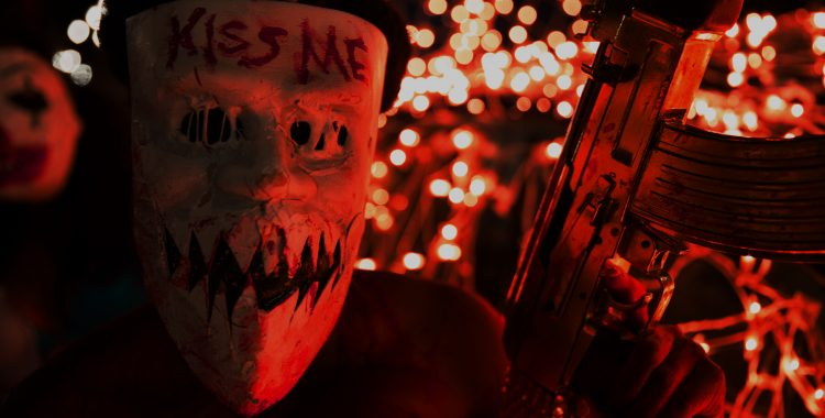 """The Purge: Election Year"" Infuriates, and I Guess That Makes It Effective In Some Way"