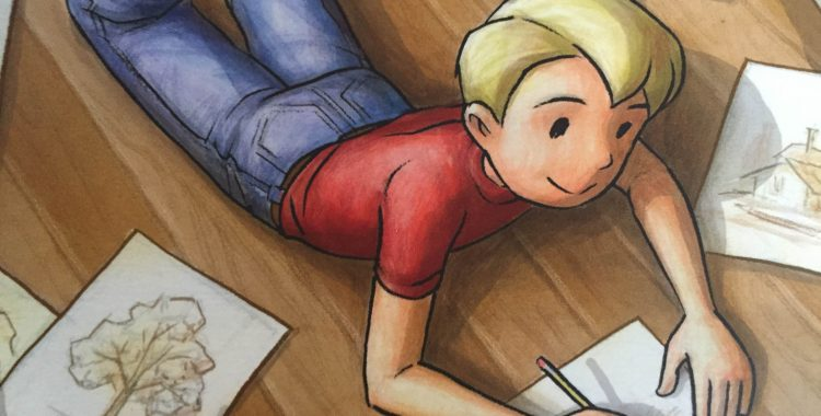 "SDCC 2016: Check Out Our Giveaway for Mark Crilley's ""The Drawing Lesson"""