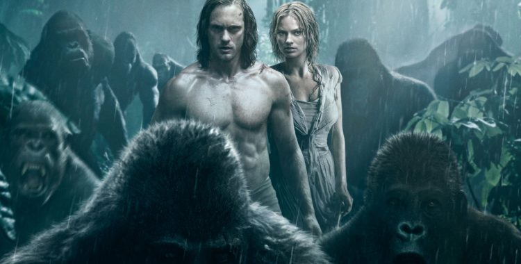 "Colonial Issues Aside, ""Tarzan"" Still Bores Instead of Thrills"