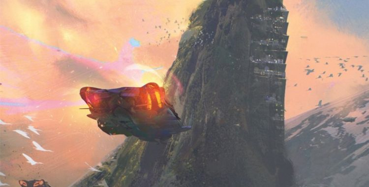 'Too Like The Lightning' is A Rewarding, New Sci-Fi Novel That Imagines An Incredibly Unique Future