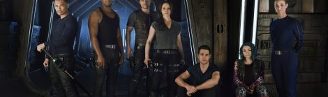 SDCC 2016: Dark Matter Cast Talks Thrills, Evolving Character Dynamics & New Alliances This Season!